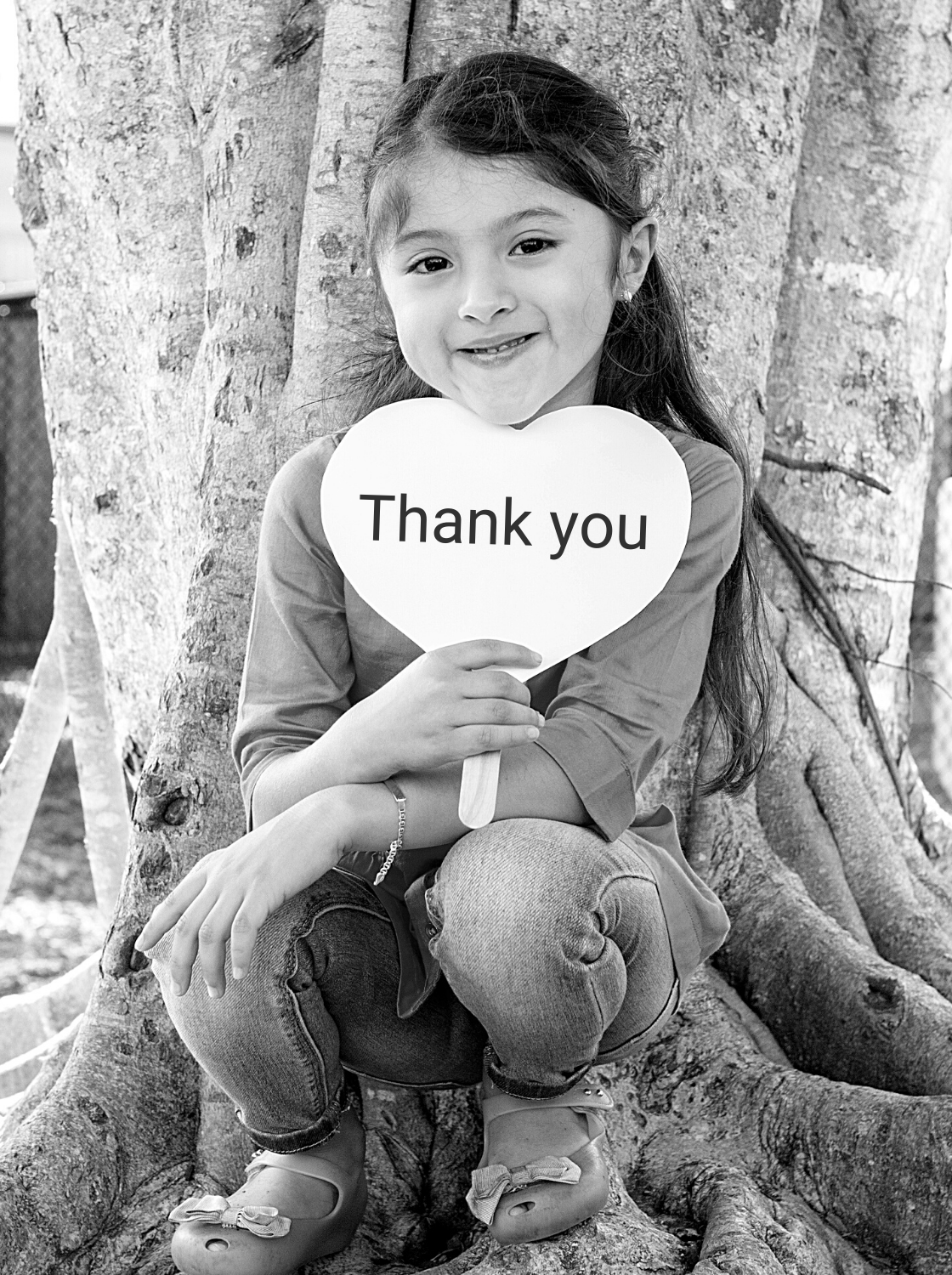 thank you child